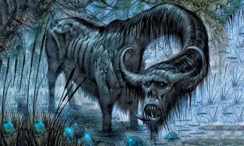 Животные - герои мифов и плоды фантазий.
