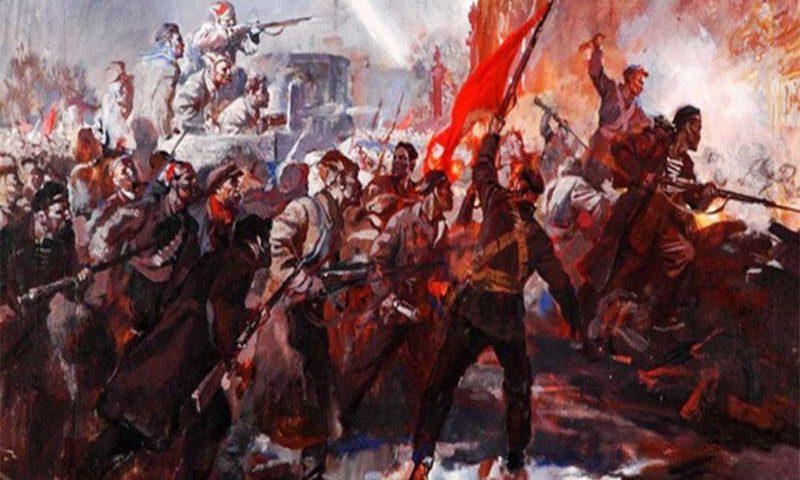 Привидения эпохи революции.