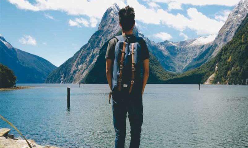 Путешественник - тот, кто путешествует