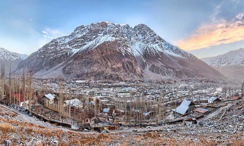 Сокровища Горно-Бадахшанской автономной области