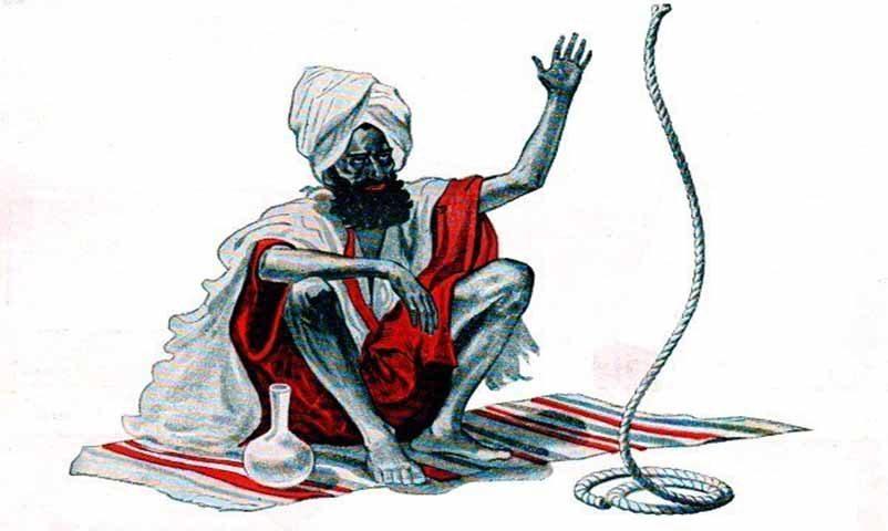 Индийский чудо-канат. Тайна фокуса раскрыта?
