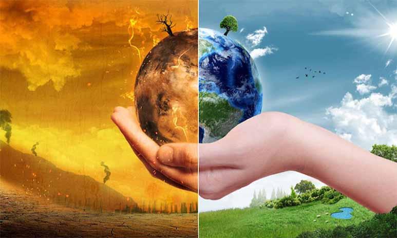 Какой нас ждет климатический апокалипсис? Горячо или холодно?