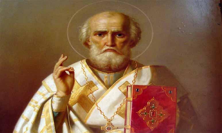 Николай Угодник - прообраз Санта-Клауса