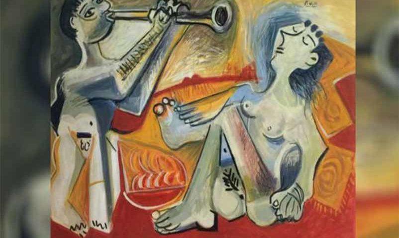 Поддельная живопись от Элмира де Хори