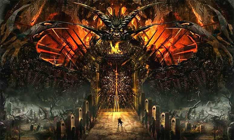 Сквозь Врата ада