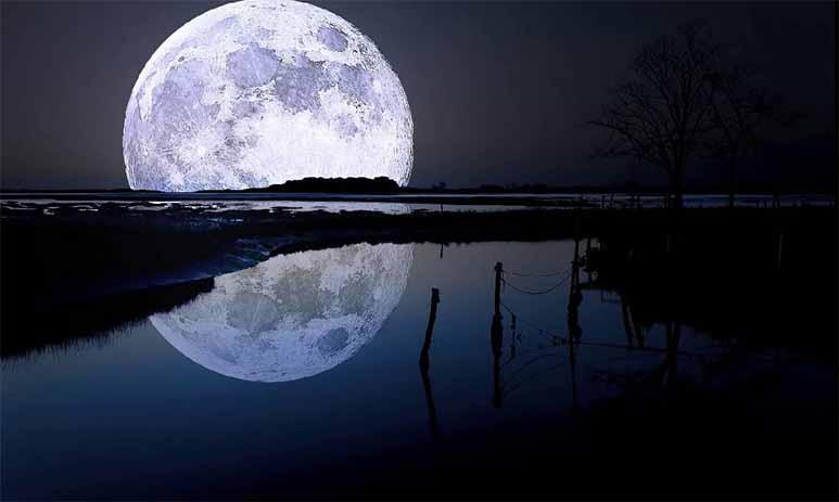 Тайна зарождения луны
