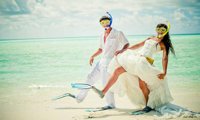 Ах эта свадьба: Как необычно выйти замуж