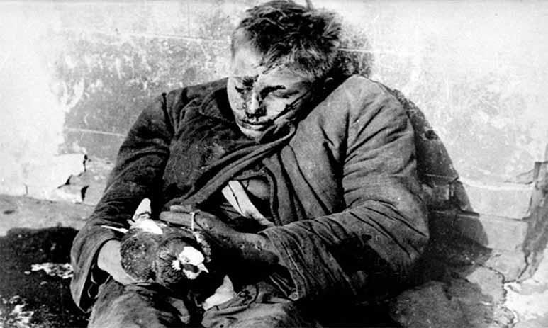 Витя Черевичкин: пионер-легенда из Ростова