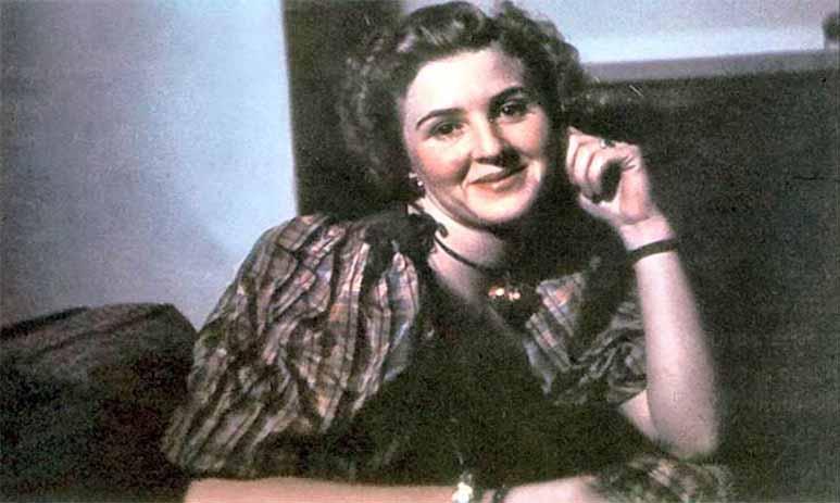 Ева Браун: Любить лишь фюрера и быть счастливой