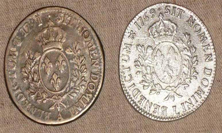 История фальшивых монет