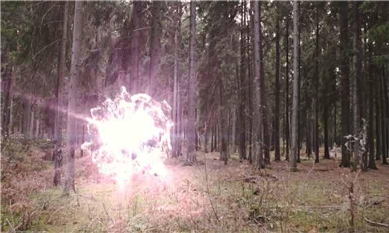 Шаровая молния - интереснейшая загадка природы