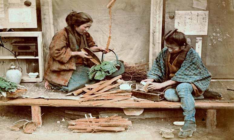 Буракумины - каста отверженных в Японии