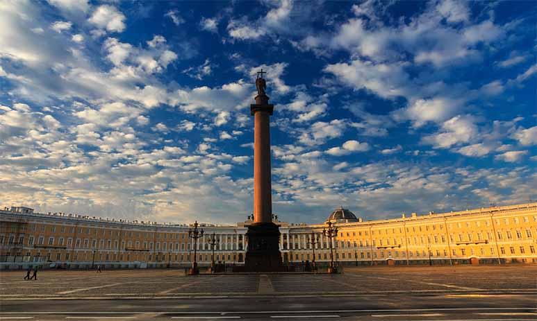 Загадки Александровской колонны