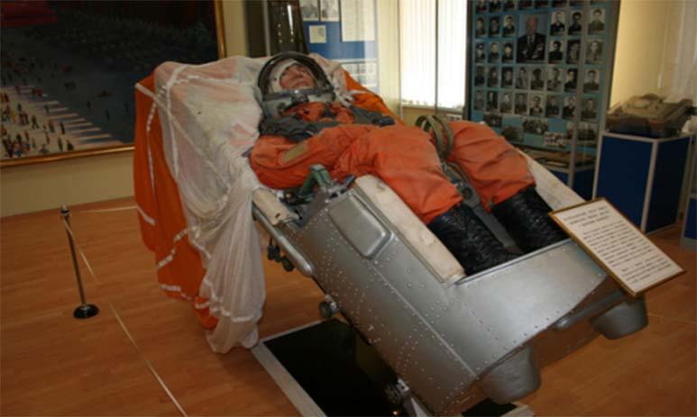 """Первые """"шаги"""" в космос"""