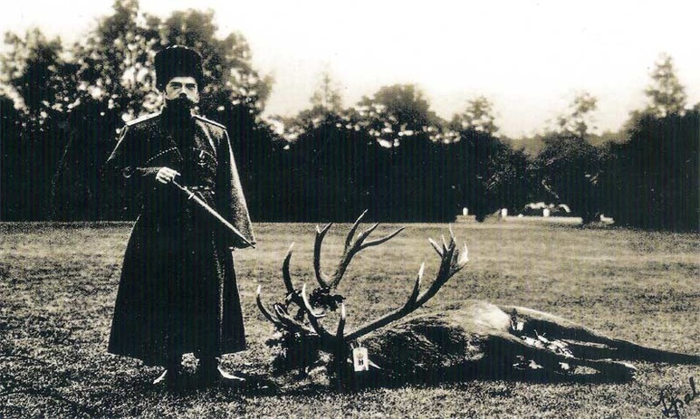Особенности царской охоты Николая II