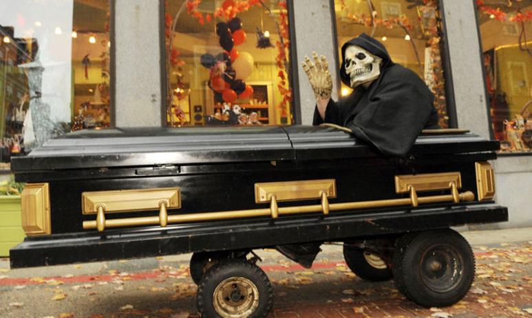 Где путешествуют мертвецы