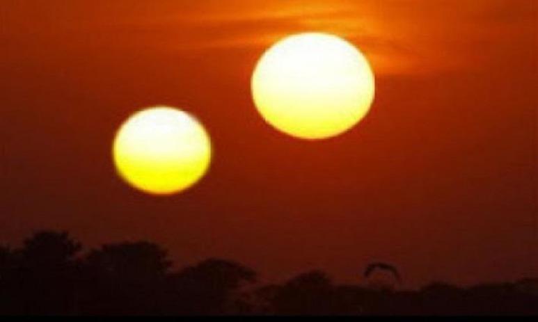 Бетельгейзе - второе солнце над землёй