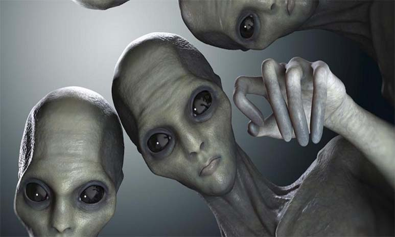 Возможно люди скрещивались с пришельцами