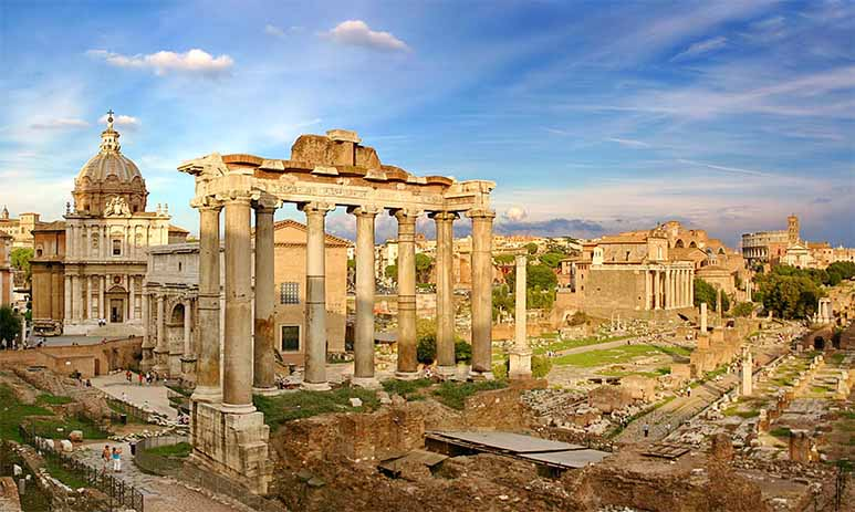 Почему погиб Древний Рим