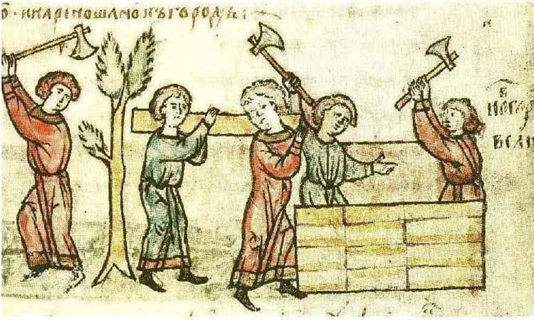 Суеверия при постройке дома