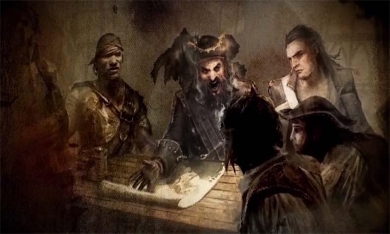 Десятка самых знаменитых пиратов