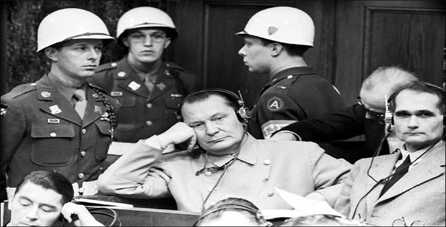 Не попавшие на Нюрнбергский процесс нацисты