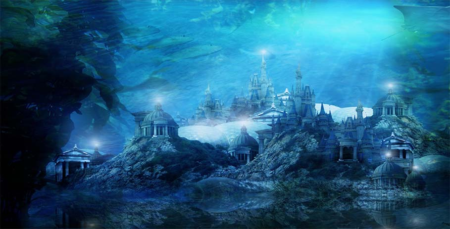 Атлантида - в поисках погибшей цивилизации