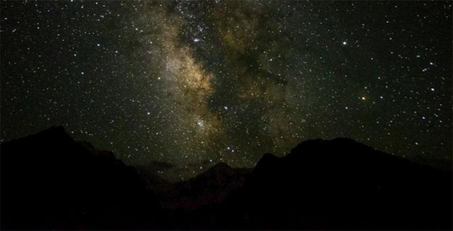 Загадочный звездный поток столетиями «скрывался» у всех на виду
