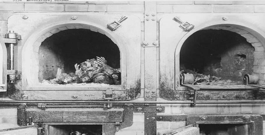 Слуги дьявола. Крематорские печи в лагерях смерти