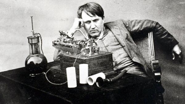 «Некрофон» Томаса Эдисона